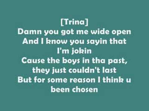 Trina ft. Keyshia Cole- I Got a Thang for You w/lyrics