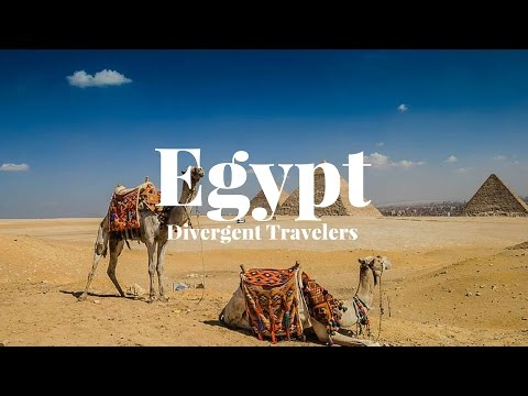 Travel Guide To Explore Egypt With The Divergent Travelers