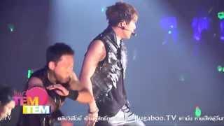 140824 Kim Hyun Joong World Tour in Bangkok