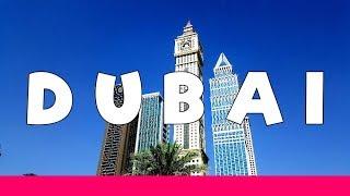 Sheikh Zayed Road Dubai March 2018 دبي   दुबई   두바이   Дубай