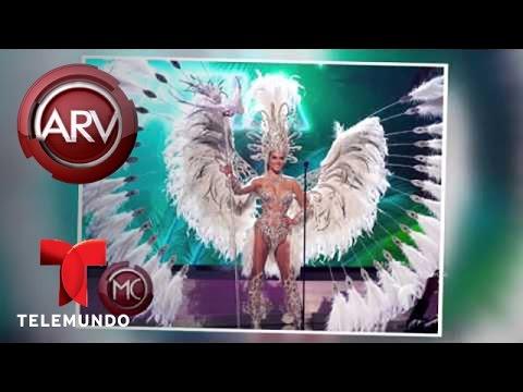 Quique Usales analiza los mejores trajes típicos de Miss Universo VIDEO
