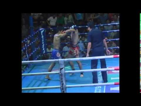 Hells Angels Charity Fight Night at Pattaya Boxing World Stadium