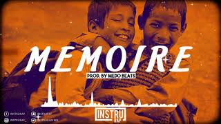 [FREE] Instru Rap Old School | Instrumental Rap Hip Hop/Triste - MEMOIRE - Prod. By MEDO BEATS