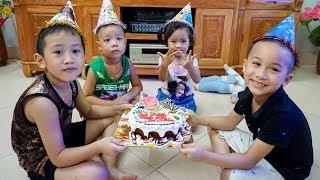 Trò Chơi Chúc mừng sinh nhật em bé 👰 Bé Nhím  👰 HAPPY BIRTHDAY BABY Birthday cake!