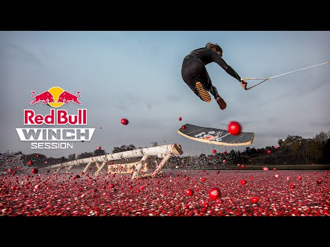 Winch Sessions - Back to the Cranberry Bog - Wakeskating - Episode 9