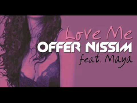 Offer Nissim Feat. Maya - Love me with subtitles