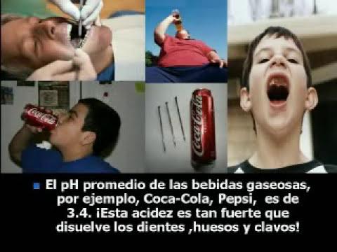 ¿Agua o Cocacola?