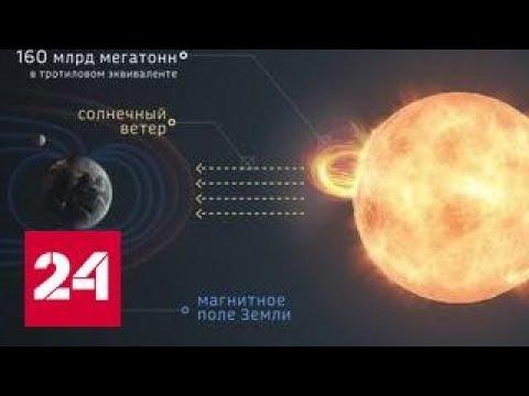 Над Землей грянет самая мощная магнитная буря за последние 20 лет