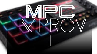 MPC Live Improv #01- MPC Live, Virus TI2, Micromonsta y Zoom MS-70CDR