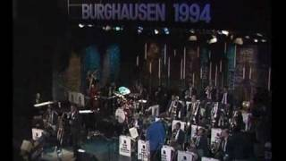 The Count Basie Orchestra, directed by Frank Foster, Burghausen 1994 (4/5)