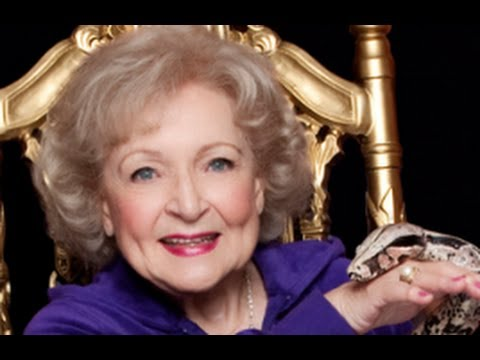 "Betty White Sings OFFICIAL ""I'm Still Hot"" Music Video w/Luciana HD for The Lifeline Program"