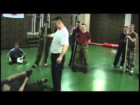 Принципы  движения.Система боевого выживания.Русский стиль.Стиль Соловьёва А.А.