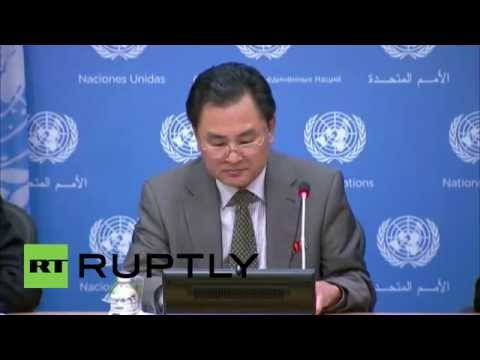 "USA: North Korea UN ambassador reiterates ""strong military"" ultimatum"