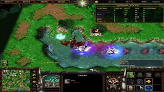 Warcraft 3: TFT [Custom] #521 Dragon Nest TD 1.76 - Song na pokraji sil