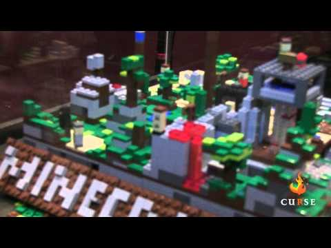 Minecraft - Mojang at PAX Prime