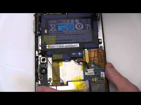 How to Replace Your Acer Iconia Tab A101 Battery