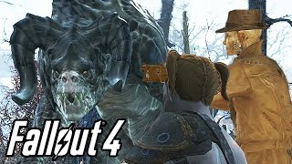 DEATHCLAW CHEESE  - Fallout 4 Part 18