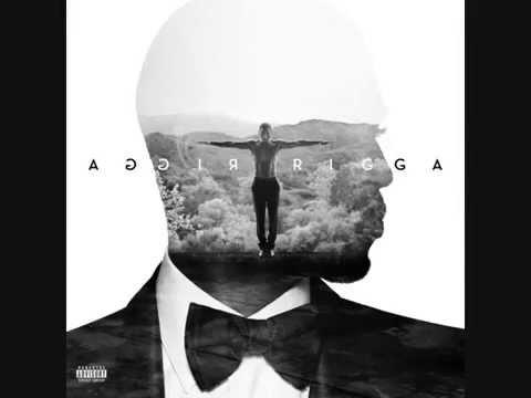 Trigga Album - Magazine cover