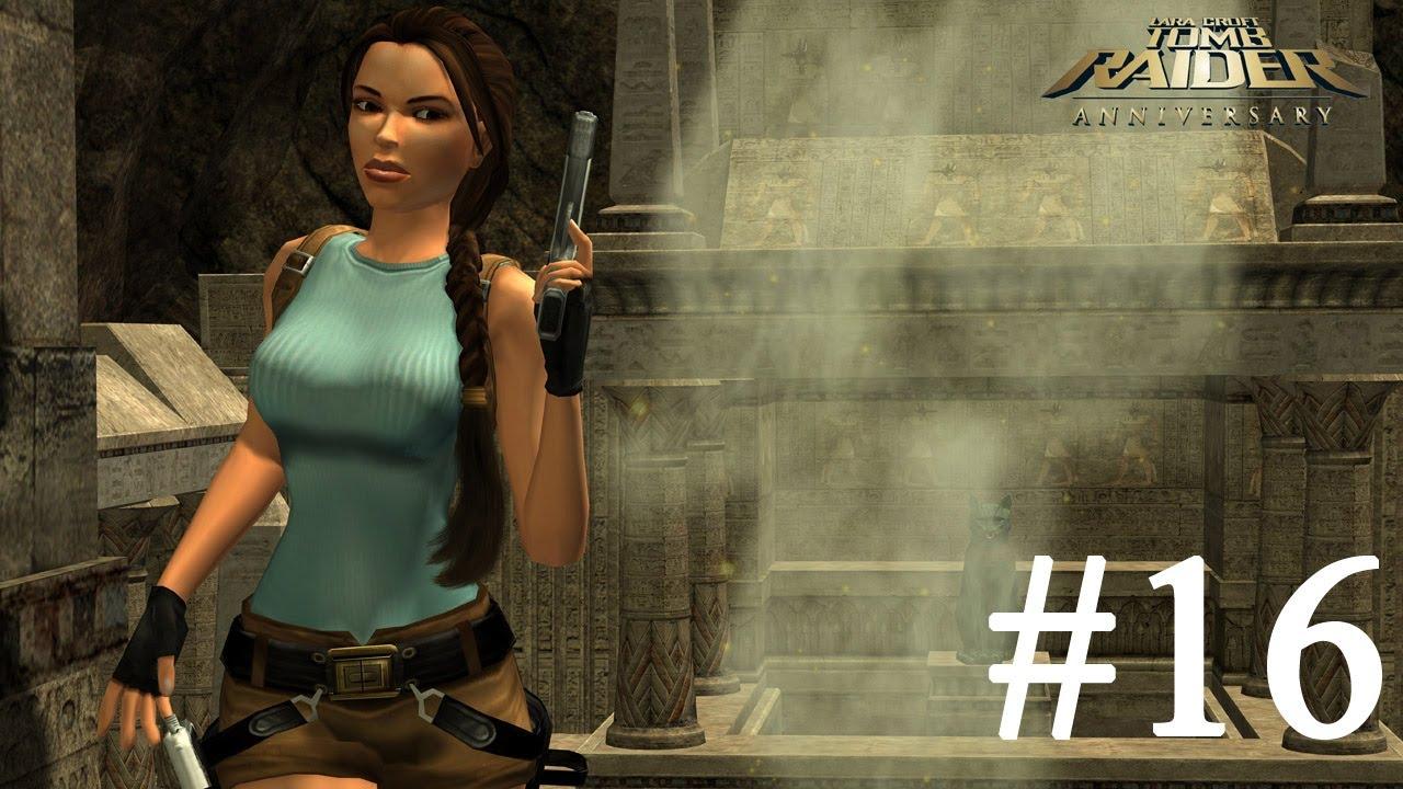 Смотреть сериал Lara Croft Tomb Raider - Anniversary (Ассина и тайны гробни