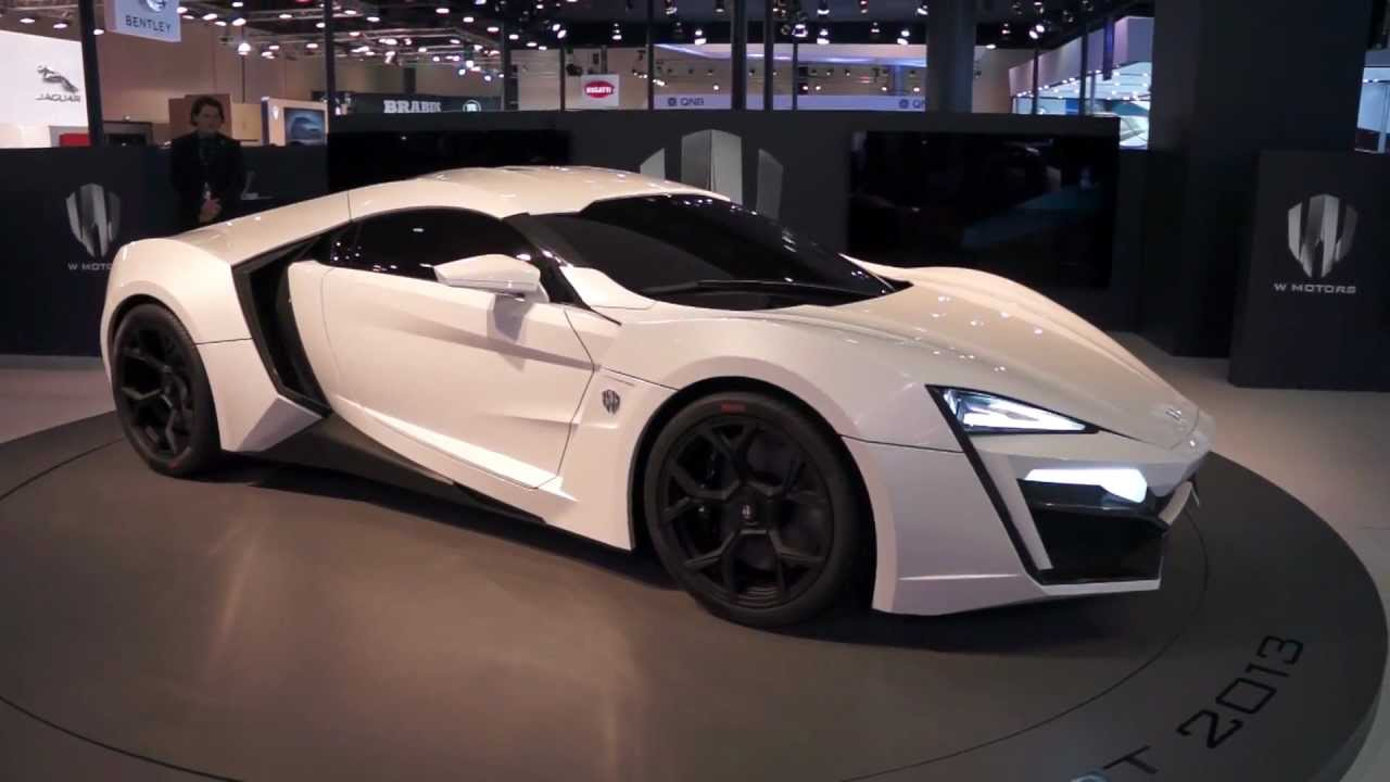 The Most Expensive Car In The World 3 5 Million Qatar