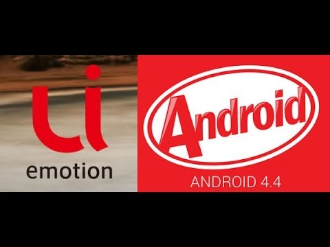 Huawei Ascend P6 Android 4.4.2 + Emotion UI 2.3 official