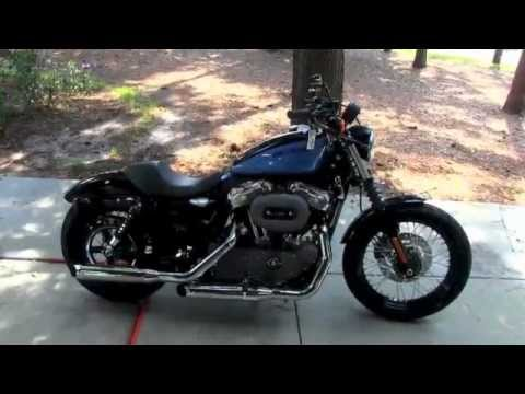 New 2012 Harley-Davidson XL 1200N Sportster Nightster