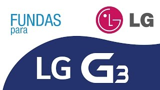Fundas LG Optimus G3 - Luxmovil.com