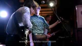 Thomas Edison's Electric Light Bulb Band Video - Edison's Garden - Live@Club 44 (03.05.2014)