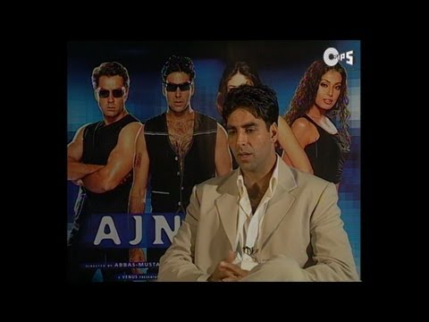 Ajnabee - Movie Making - Akshay Kumar Kareena Kapoor Bobby Deol...