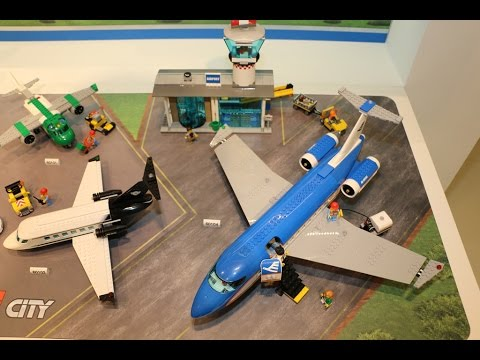 LEGO City Airport 2016: Five new sets on display!