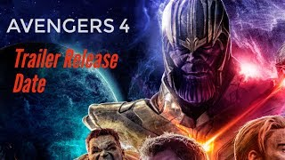 Avengers 4 Trailer Release Date & Update | Explained In Hindi |