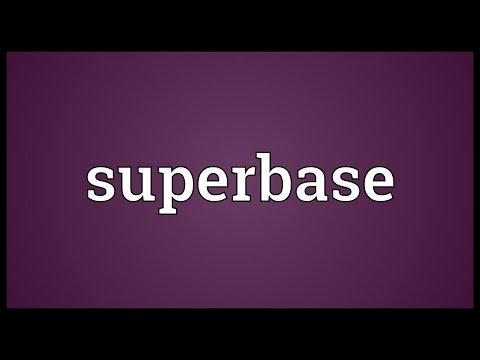 Header of Superbase