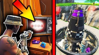 THE ROCKET IS LAUNCHING IN FORTNITE!!! (New Fortnite Update Battle Royale)