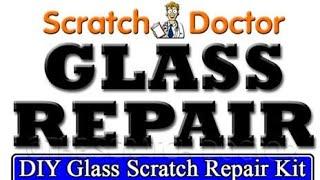 🔥This Glass Repair Kit Fixes  Phone Screens & Windows🔥 .