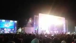 Via Vallen Ojo Nguber Welase Goyang Wonosari Gunungkidul Yogyakarta 2017