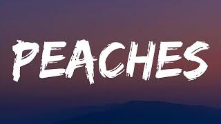 Download lagu Justin Bieber - Peaches (Lyrics) ft. Daniel Caesar, Giveon