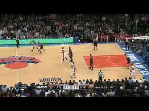 New York Knicks Iman Shumpert and J.R. Smith Highlight Mix 2012