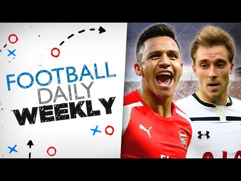 Tottenham vs Arsenal Combined XI? | #FDW Q+A