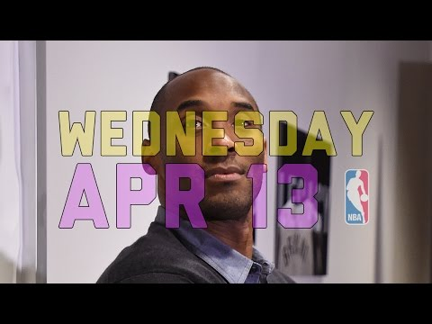 NBA Daily Show: Apr. 13 - The Starters