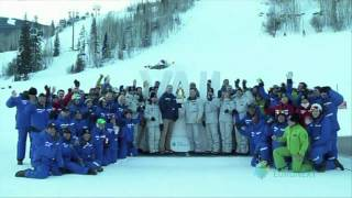 Vail Resorts Rings The Opening Bell Remotely from Vail Mountain