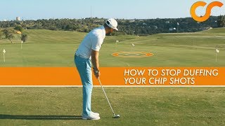 A SIMPLE WAY TO STOP DUFFING YOUR CHIP SHOTS