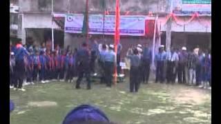 ঝিনাইদহ সদর সরকারি প্রাথমিক বিদ্যালয়ের  কাব ক্যাম্পুরী