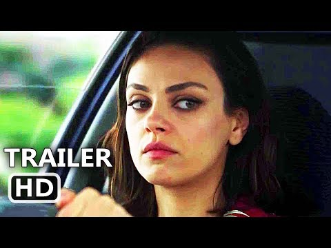 THE SPY WHO DUMPED ME Trailer # 2 (NEW 2018) Mila Kunis, Kate McKinnon, Gillian Anderson Movie HD