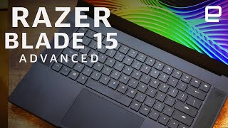 Razer Blade 15 Advanced hands-on