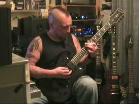 Dryll - Laying down guitars for My Demise