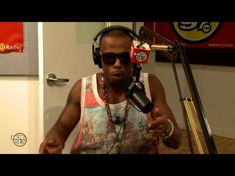 B.O.B Freestyles on Funk Flex!!