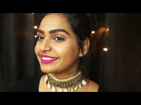 Violet | Plum | Mauve lipsticks for Indian/Dusky skin tone
