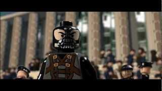 The Dark Knight Rises - The Dark Knight Rises Trailer 3: IN LEGO