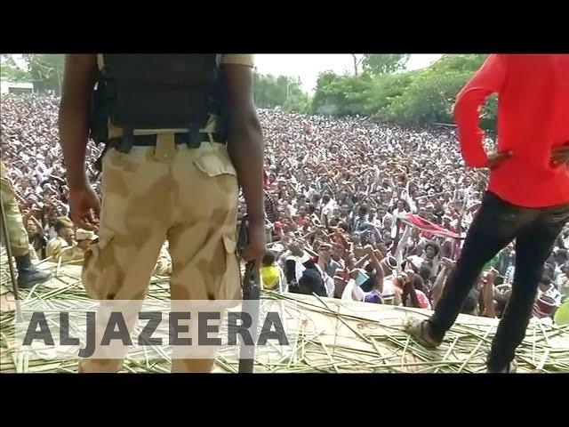 Ethiopia: 'Several' killed in Oromia festival stampede