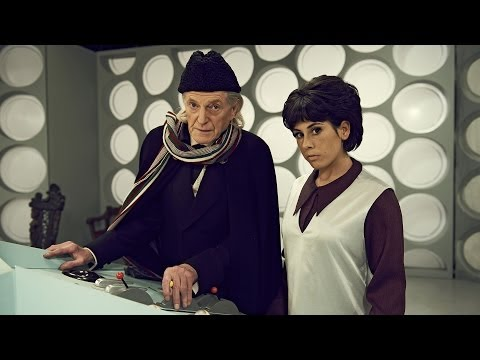 An Adventure in Space and Time: The Trailer - Doctor Who 50th Anniversary - BBC Two